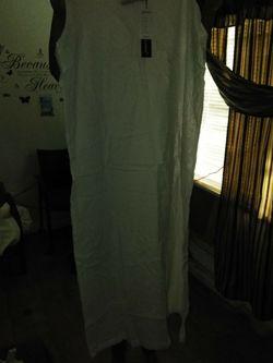 All white long dress for Sale in Deltona,  FL