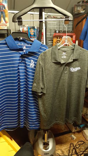 Los Angeles Dodgers Polo Shirt's Size Large for Sale in Riverside, CA