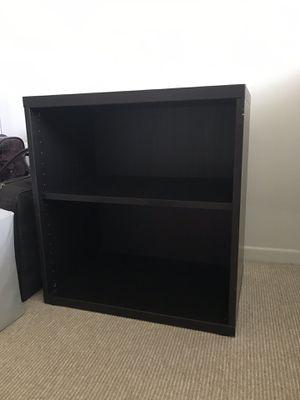 Dark Wood Bookshelf for Sale in Arlington, VA