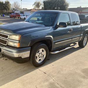 I Have Chevy Silverado For Sale Clean Title for Sale in Modesto, CA