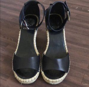 Vince Camuto black 👡 sandals for Sale in San Diego, CA