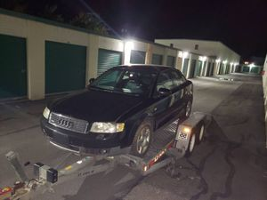 2002 audi a4 1.8t hit me up for parts for Sale in Elizabeth, NJ
