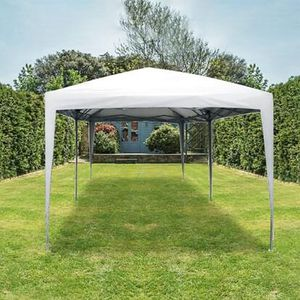 🔥New🔥10x20 Pop up Canopy Instanth Party Wedding Tent Waterproof 6 Sidewalls Roller Bag for Sale in Santee, CA