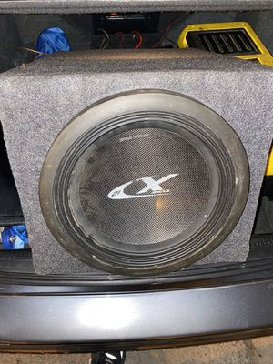12 inch alpine type x for Sale in South Pasadena, CA