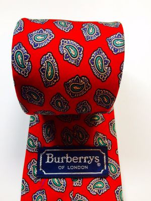 BURBERRY - silk tie 👔 for Sale in Chicago, IL
