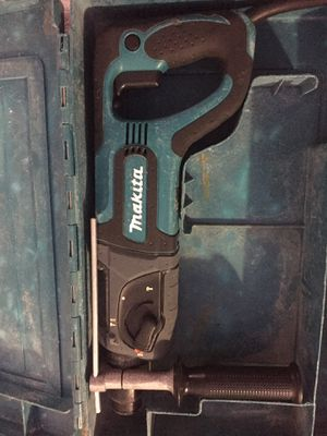 Makita rotary hammer drill for Sale in Los Angeles, CA