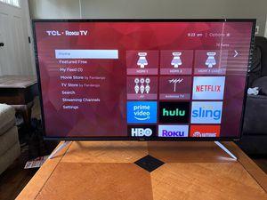 """TCL 43"""" 4K Smart Tv for Sale in Salt Lake City, UT"""