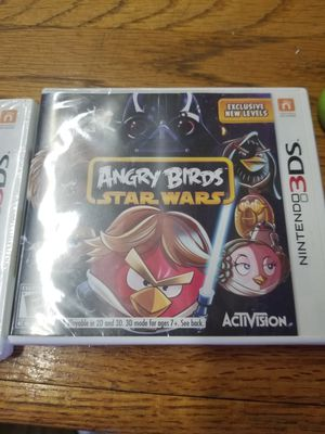 Angry Birds Nintendo 3DS! New for Sale in LaGrange, GA