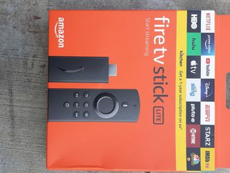FIRETV STICK! BRAND NEW!! for Sale in Anaheim,  CA