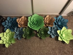 Paper flowers for Sale in Riverside, CA