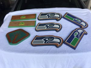Seahawks,Mariners, SuperSonics Cribbage boards for Sale in Auburn, WA
