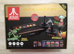 Atari flashback 9 gold for Sale in Mansfield, TX