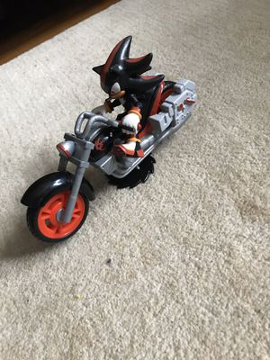 Sonic with motorcycle for Sale in Wilmington, MA