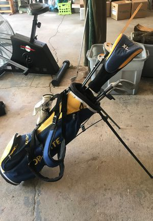 Youth Golf Clubs Top Flight XL Set for Sale in Negaunee, MI