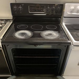 Great Frigidaire Gallery Electric Range Glass Cooktop for Sale in Stockton, CA