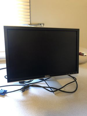 dell 2008 monitor for Sale in Cuyahoga Falls, OH