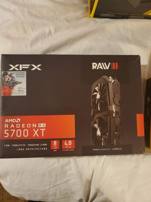 XFX 5700XT 8GB for Sale in Madison Heights, MI