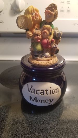 Vacation money piggy bank for Sale in PT CANAVERAL, FL