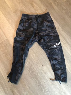 Brand new with tags Nike blue camo pants for Sale in Chicago, IL