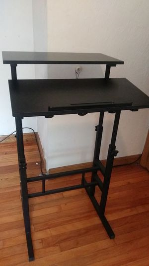 Two tier standing desk. for Sale in Boston, MA