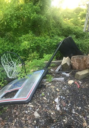 basketball hoop for Sale in Fort Washington, MD