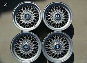 Bmw e39 rims for Sale in Fort Lauderdale, FL