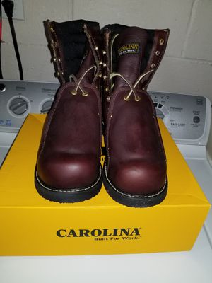 Carolina work boots for Sale in NO HUNTINGDON, PA