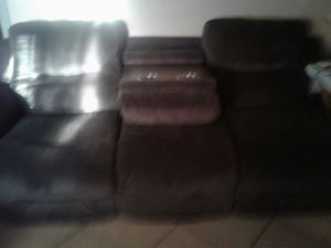 Free couch clean nice for Sale in Fresno, CA