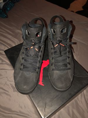Jordan retro 6 size 12 for Sale in Denver, CO