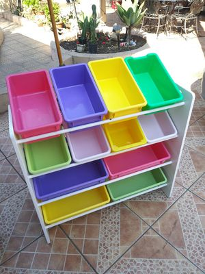 Toys organizer for Sale in El Monte, CA