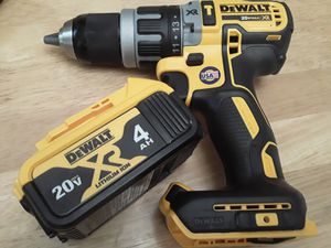 XR Hammer Drill + 4AH Battery Pack for Sale in Brooklyn, NY