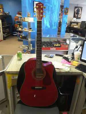 fender dg-22ce electric acoustic guitar for Sale in Cheshire, CT