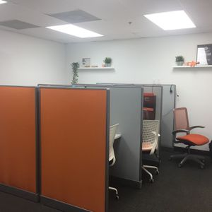 Office Cubicles (6) for Sale in Weston, FL