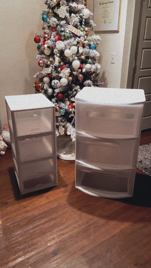 Plastic Storage Containers for Sale in Houston, TX