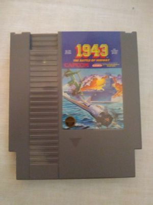 Nintendo NES 1943 Game for Sale in Boca Raton, FL
