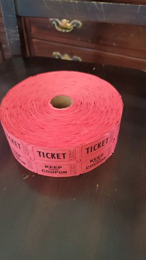 Raffle Tickets 🎟 for Sale in Ontario, CA