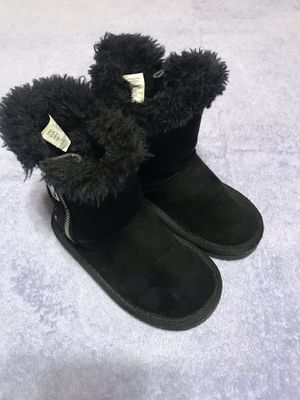 Little girls airwalk boots size 7 for Sale in Tulare, CA