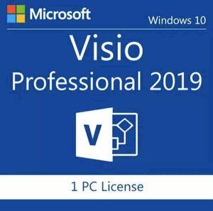 Visio Professional 2019 for Sale in Renton, WA