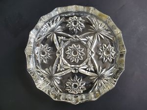 EAPG Vintage Cut Glass Ashtray for Sale in Midland, MI