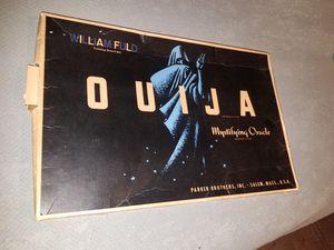 Ouija William Fuld Parker Bros. 1960s Vintage for Sale in Las Vegas, NV