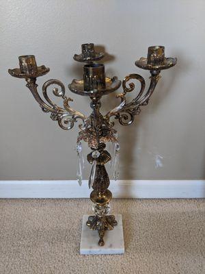 Antique brass candelabra for Sale in Grand Blanc, MI