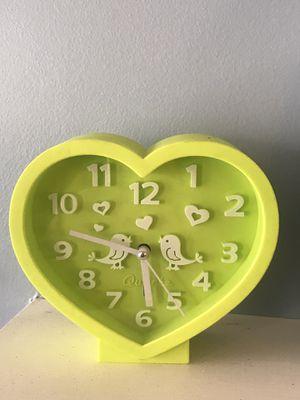 Heart Alarm Clock for Sale in Gainesville, VA