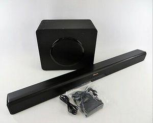 $270 NEW Klipsch Klipsch Reference RSB-11 2.1 Channel Soundbar System Wireless Subwoofer for Sale in El Monte, CA
