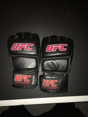 UFC boxing gloves for Sale in New Lenox, IL