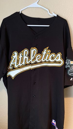 Oakland Athletics Authentic Jersey for Sale in Modesto, CA