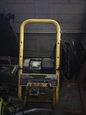 Karcher 2400 psi pressure washer for Sale in Stockton, CA