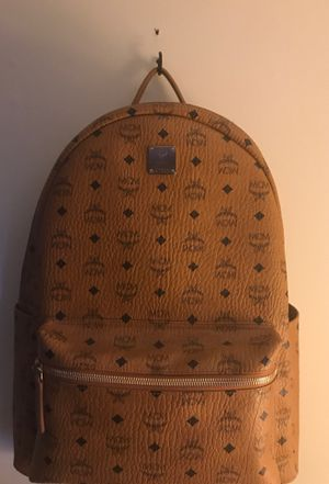 MCM XL book bag for Sale in Ridley Park, PA
