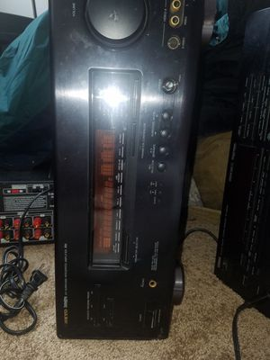 Onkyo INTERGRATED AMPLIFIER model A-SV810PRO for Sale in Forest Heights, MD