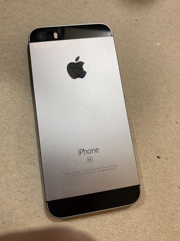 Clean 2017 iPhone SE Special Edition 64GB Metro ATT Cricket Obama T-Mobile Boost Mobile Sprint X XS XR Max Pro Plus 6 7 8