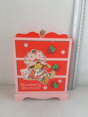 Strawberry shortcake Jewelry Box for Sale in Los Angeles, CA
